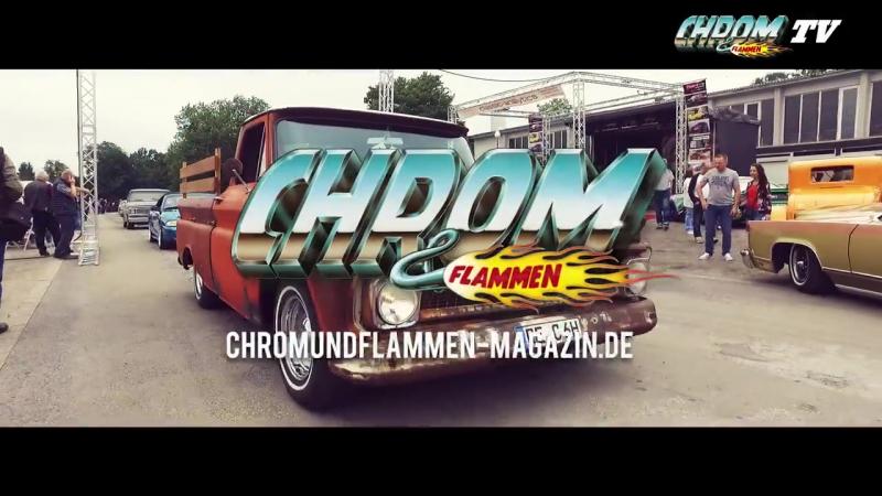 Видео с тусовки CHROM UND FLAMMEN Show 2017