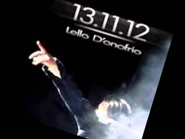LELLO D'ONOFRIO TORNERAI