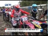 3 CROSER WANITA INDONESIA IKUT INDO-MXGP 2017