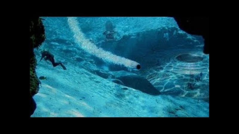 Загадки НЛО Пришельцы под водой Правда ли, что из-под воды взлетают космические ...