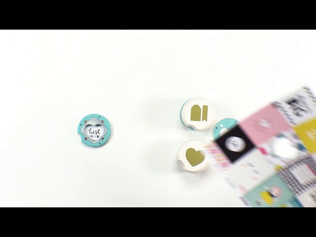 Clear Cut Punches by We R Memory Keepers