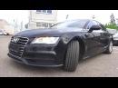 2012 Audi A7 Sportback. Обзор (интерьер, экстерьер, двигатель).