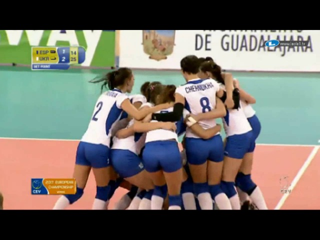 Чемпіонат Європи 2017 Відбір Іспанія Україна Переможна кінцівка