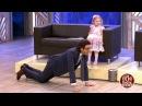 Звезда шоу «Лучше всех!» Полина Симонова отказалась прокатиться верхом наАндрее Малахове. - YouTube
