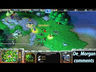 WarCraft 3 - Nicker (NE) vs. xelsing (Orc) on TM