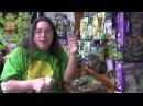 Интерактивные перчатки Черепашки Ниндзя 92271