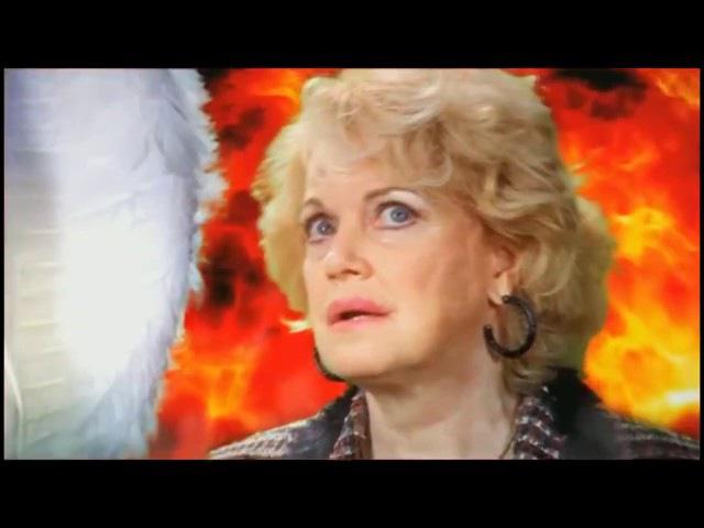 Гленда Джексон попала в ад, где ангел рассказал ей признак, когда ад расширяется ...