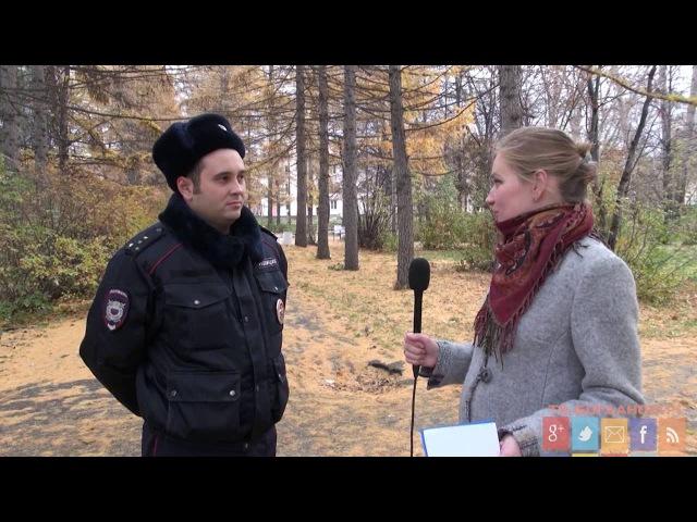 Павел Поторочин - лучший участковый области
