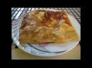 Индийские лепёшки наан (сheese garlic naan).