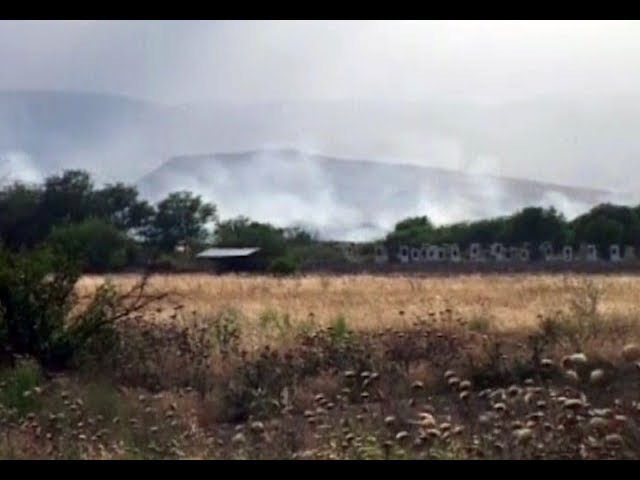 Ermənilər Ağdamın işğal altında olan kəndlərinə od vurdu