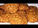 Печенье из овсяных хлопьев и банана. Печенье из овсяных хлопьев диетическое. Диетические десерты