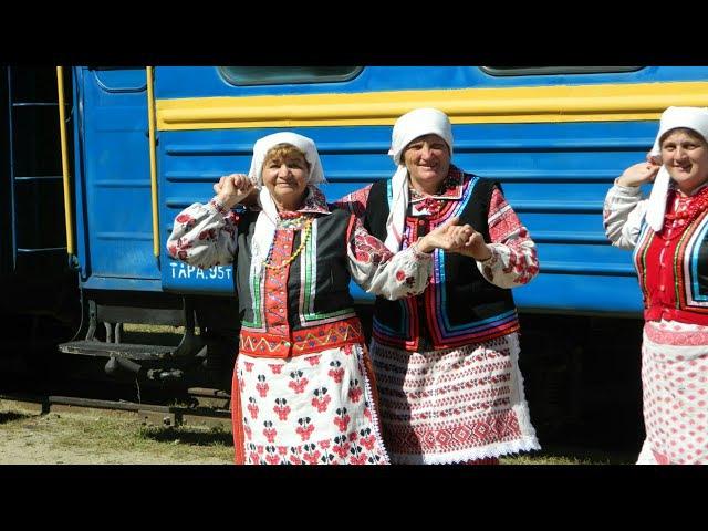 Бурштиновий Шлях Частина 3 Вузькоколійна ЗД КукушкаВолодимирець Україна
