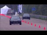 BMW M6 vs Mitsubishi Lancer Evolution (700 HP)
