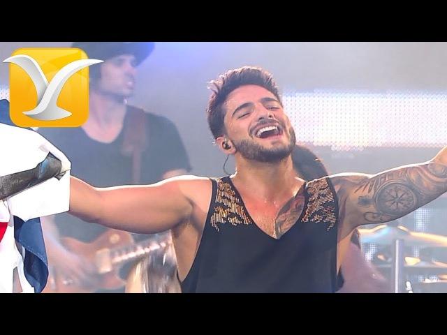 Maluma - Desde esa noche - Festival de Viña del Mar 2017 HD 1080p