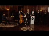 Somebody That I Used To Know - Vintage 40s Big Band Gotye Cover ft. Hannah Gill