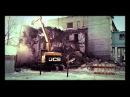 Демонтаж здания на заводе Pirelli