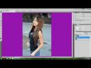 Урок, как можно сделать эфект макро или размытие кружочками в Photohop CS5