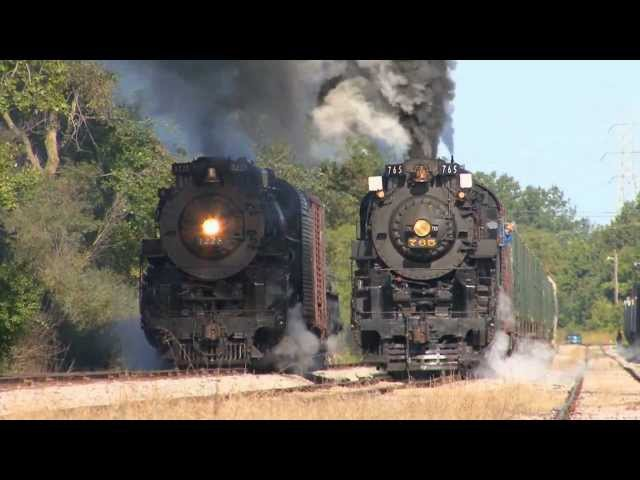 BIG TRAINS in Action 1 | Lots of Trains Pass By | Video for Kids