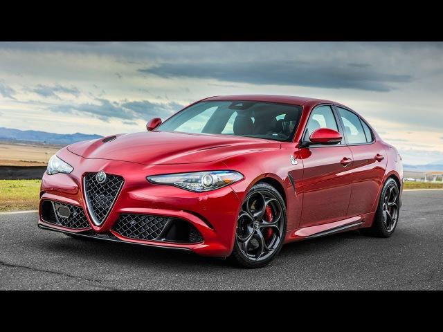 2017 Alfa Romeo Giulia Quadrifoglio: The Return of the Italian Sport Sedan! - Ignition Ep. 167