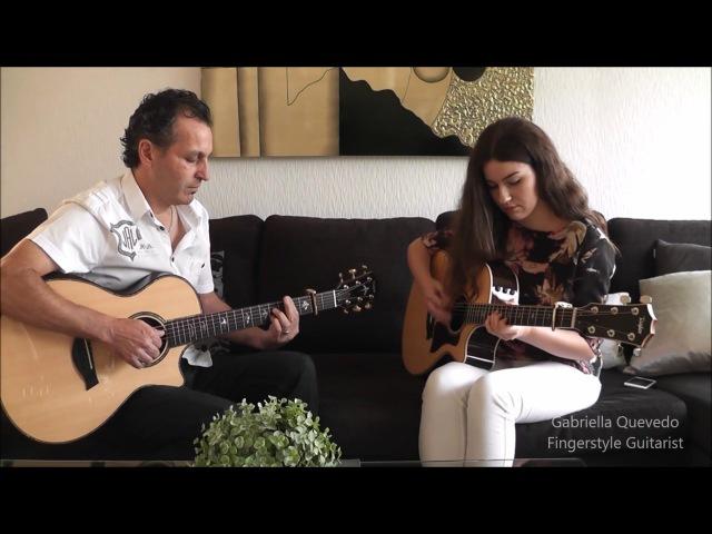 (Sting) Shape Of My Heart - Gabriella Quevedo Sergio Quevedo