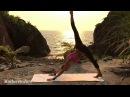 Невероятно красивая йога для вдохновения.