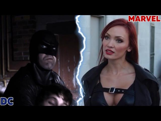 Плагиат Супергеройских Фильмов (Марвел и DC)