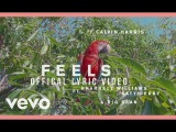 Calvin Harris - Feels ft. Pharrell Williams, Katy Perry, Big Sean (Official Lyric Video)
