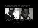 FREE London On Da Track x J Dilla type beat -