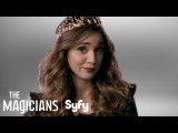 THE MAGICIANS  The Magicians Answer Your Adulting Questions  Syfy