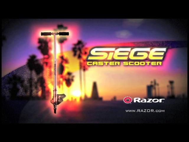 Razor Siege Scooter Mash Up TV