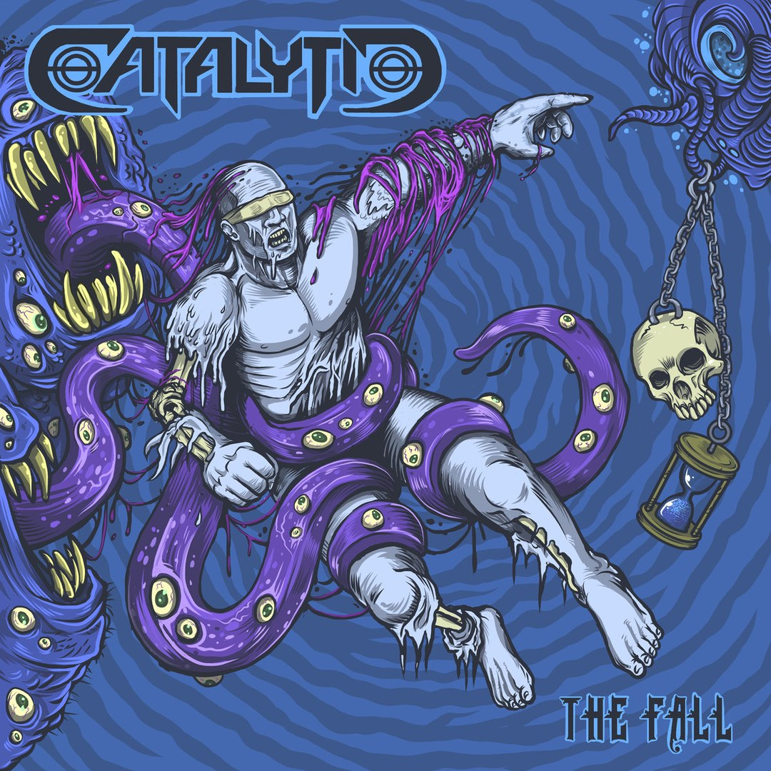 Catalytic - The Fall [EP] (2017)