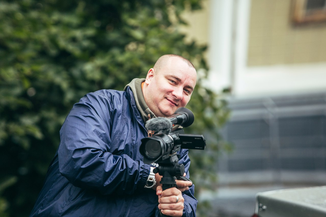Видеооператор на свадьбу услуги в Зеленограде