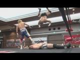 Ryota Nakatsu, Ryuichi Sekine vs. Dick Togo, Ikuto Hidaka (DDT - BASARA 31 ~ Nerima White Snake)
