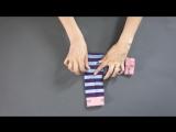 Как нужно правильно складывать носки
