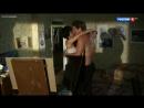 Юлия Маврина голая в сериале На солнечной стороне улицы (2011) - 9 серия (1080i)