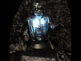 Emperors Wrath Darth Vader Mini Bust