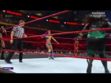 RAW 11.14.16 Charlotte  Sasha Banks vs Alicia Fox  Nia Jax