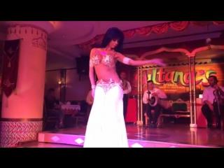 Oryantal Didem at Sultana's 1001 Nights Show 16-04-2015 8101