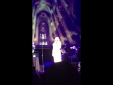 At Jackie Evancho performance