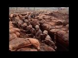 На Западном фронте без перемен (1979). Уничтожение немцами французских огнеметчиков и последняя атака