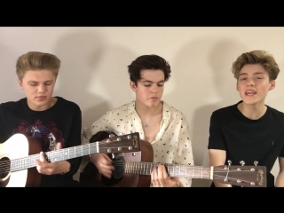 Кавер на песню Sign Of The Times - Harry Styles (Cover By New Hope Club)