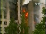 Общежитие развалилось в хлам. Россия.