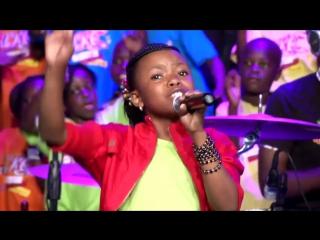 Детское христианское прославление в Уганде! Огонь