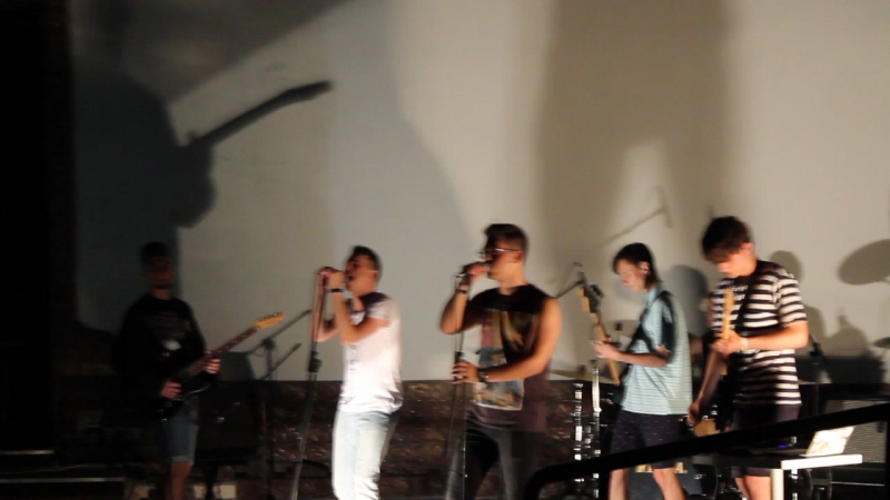 SEND NUDES - Seven Nation Army / Smells Like Teen Spirit (The White Stripes Nirvana cover) [25.08.17]