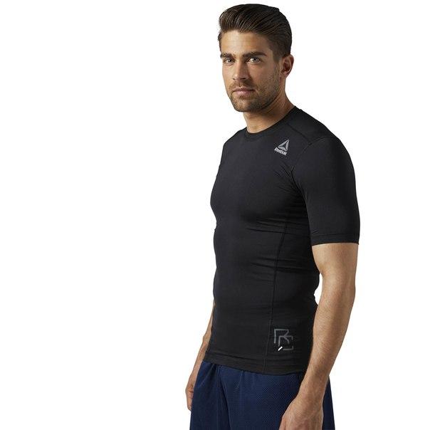 Рубашка с коротким рукавом муж.