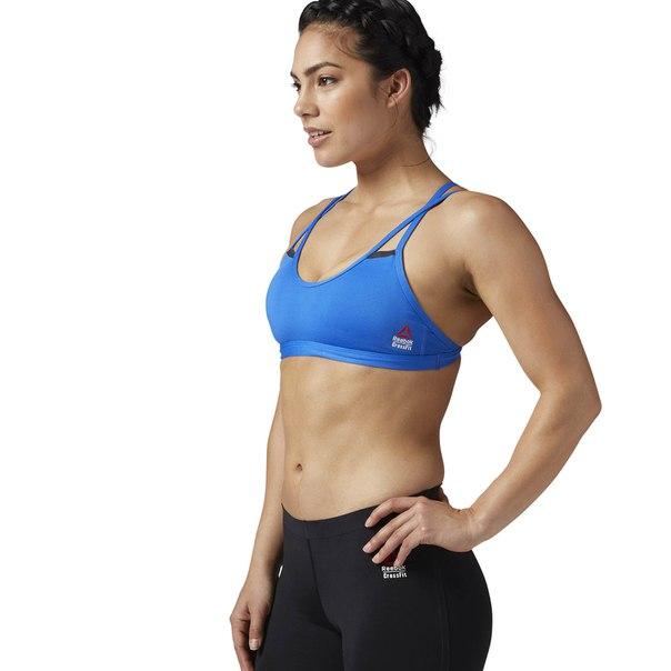 Спортивный бюстгальтер Reebok CrossFit Double Strappy