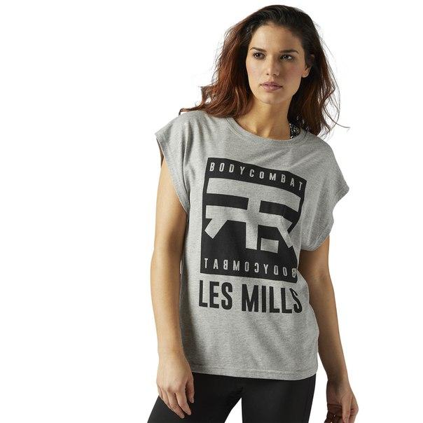 Спортивная футболка LES MILLS BODYCOMBAT™