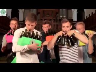 Майкл Джексон на пивных бутылках