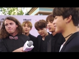 INTERVIEW | 170525 | BBMAs Magenta Carpet