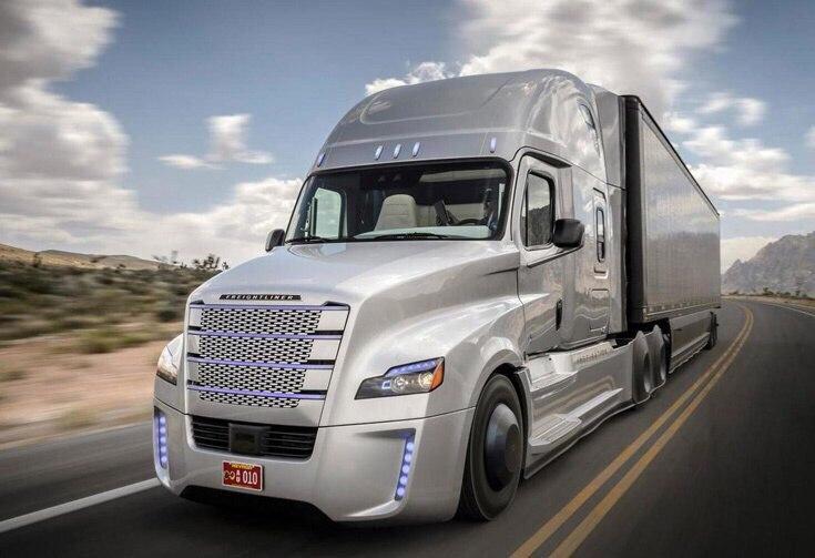 Waymo планирует перенести свою технологию самоуправляемого вождения на грузовики     Компания Waymo, занимающаяся в составе холдинга Alphabet разработкой самоуправляемых автомобилей, планирует перенести эту технологию на грузовики.